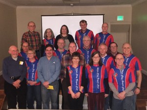 2015 ride leaders awards banquet